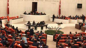 Meclis olağanüstü toplandı: Irak-Suriye Tezkeresi kabul edildi