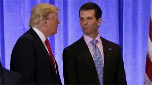 ABD Başkanı Donald Trump'ın büyük oğlu Rusya'nın 2016 seçimlerindeki etkisine dair 5 saat ifade verdi