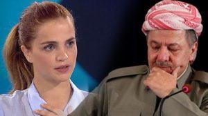 Tuğçe Kazaz'dan referandum yorumu: Barzani Ortadoğu'da…