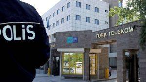 Eski Türk Telekom çalışanlarına ByLock operasyonu: 25 gözaltı