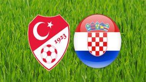 Türkiye-Hırvatistan maçının planlandığı tarihte oynanacağı kesinleşti