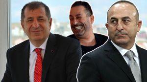 """Ümit Özdağ'dan Mevlüt Çavuşoğlu'nun """"kendi uçağımızı üretiyoruz"""" sözlerine Cem Yılmaz'lı gönderme"""