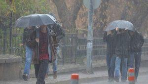 Dikkat yağış ve soğuk geliyor: Montları çıkarın