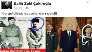Ahmet Hakan yaver paylaşımı yapan AKP'liyi sert eleştirdi
