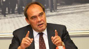 Demirören Ukrayna maçının hakemini FIFA Hakem Komitesi Başkanı Pierluigi Collina'ya şikayet edecek