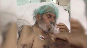 Yoğun bakımdaki hastaya sigara verip gülme görüntülerine soruşturma başlatıldı