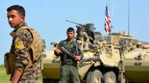 """ABD'den Rakka operasyonu sonrası """"YPG ile devam"""" mesajı"""