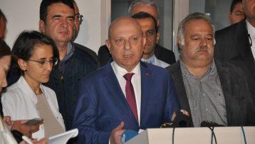 Prof. Dr. İbiş: Baykal'ın durumu stabil, yaşam bulguları iyi