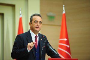 """CHP'li Tezcan: """"Boşalan belediye başkanlıklarına aday göstermeyeceğiz"""""""