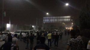 Kuzey Irak Bölgesel Yönetimi karıştı! Muhalefet binaları ateşe verildi!