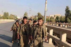 Irak Türkmen Cephesi Teşkilat Başkanı: 700 PKK'lı Kerkük'e girdi!