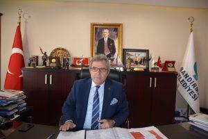Bandırma Belediye Başkanı CHP'li Mirza: Ahmet Edip Uğur bize eşit davranmadı