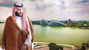 Suudi veliaht Prens'ten çılgın proje ve ılımlı İslam açılımı