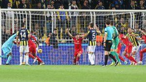 Kadıköy'de 6 gollü hüsran! Fenerbahçe-Kayserispor: 3-3