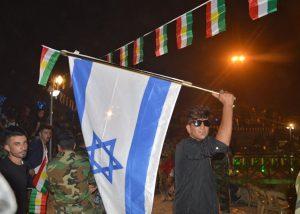 Irak'ta İsrail bayrağı yükseltmek suç sayılacak