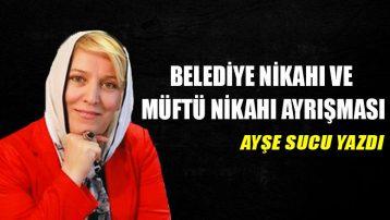 Ayşe Sucu yazdı...
