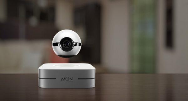 Dronevari güvenlik kamerası: The Moon