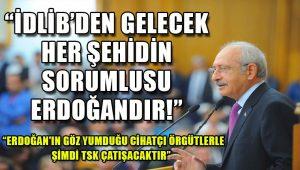 Kemal Kılıçdaroğlu partisinin grup toplatısında konuştu
