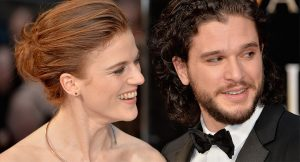 Kit Harington ve Rose Leslie akraba çıktı