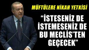 Erdoğan: Bir gece ansızın gelebiliriz dedik, TSK operasyon başlattı