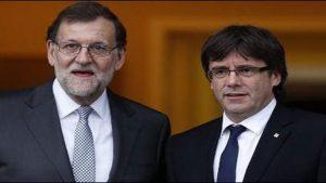 """Katalonya liderinden """"ya diyalog ya bağımsızlık"""" uyarısı"""