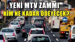MTV oranı açıklandı