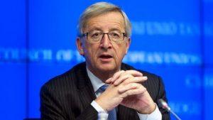 """AB Komisyonu Başkanı Juncker: """"Katalonya'nın ayrılmasına izin verirsek, diğerleri de aynı şeyi yapacaktır"""""""