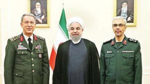 Türkiye-İran-Irak üçlü tatbikat mı yapacak?