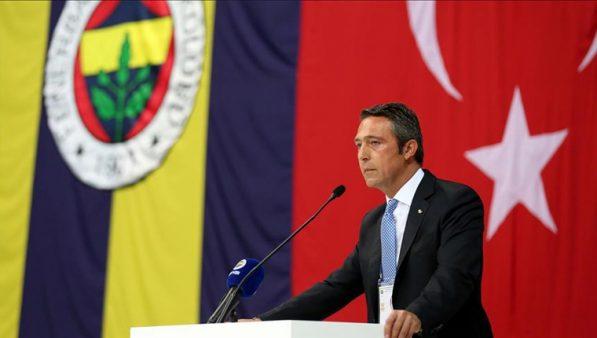 Ali Koç  Başkanlık çalışmasına başladı, 1907 Fenerbahçeliler Derneği görevini resmen bıraktı