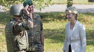 Almanya Peşmerge'ye askeri eğitim yardımını durdurdu