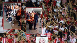 Antalyasporlu taraftarlardan stada gitmeme kararı