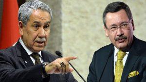 Melih Gökçek'in istifasının ardından Bülent Arınç'tan ilk hamle