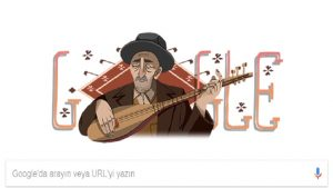 Google'dan Aşık Veysel sürprizi!