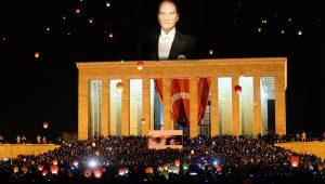Ankara'nın Başkent oluşunun 94. yılı kutlu olsun