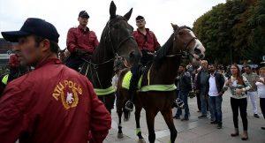 Ankara'da yeni güvenlik konsepti: Atlı polis sayısı artacak