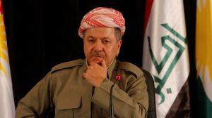 Barzani'den geri adım: Gayrimeşru referandumu askıya aldıklarını açıkladı!