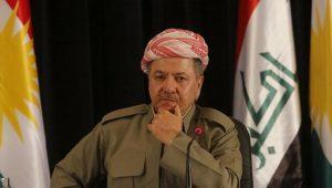 AFP duyurdu: Barzani istifa etti