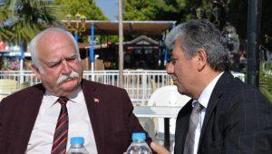 CHP'li Mustafa Balbay'dan Gökmen Ulu'nun ailesine ziyaret