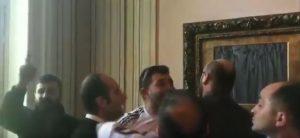 Abdülmecid Efendi Köşkü'ndeki sergiye saldıran kişi serbest bırakıldı!