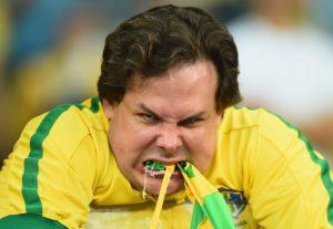 Brezilyalılar, Arjantin karşıtı kampanya başlattı! Gözler bu geceye çevrildi…