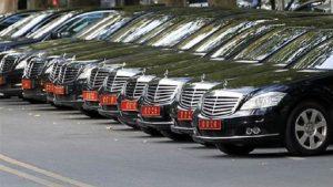 Cumhurbaşkanlığı filoya 38 araç daha katıyor