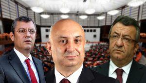 CHP'de seçim heyecanı, Grup Başkanvekilleri belli oldu: Engin Altay Özgür Özel ve Engin Özkoç
