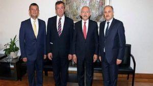 CHP'de grup başkanvekilleri kim olacak?