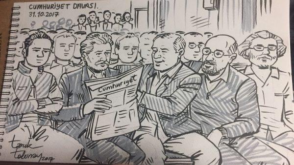 Cumhuriyet Davası'nda 4'üncü duruşma