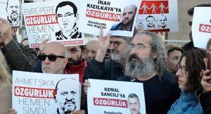 Cumhuriyet davasında ara karar: Tüm tutuklulukların devamına…