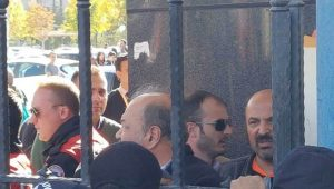Fuara Eliaçık'ın konuk olmasına itiraz gelince katılımcılar çekildi