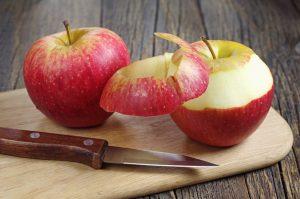 Elma kabuğu ile ilgili korkutan haber!