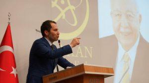 Fatih Erbakan'dan Saadet Partisine haciz şoku