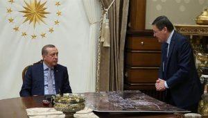 Cumhurbaşkanı Erdoğan ile Melih Gökçek görüşecek