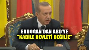 Cumhurbaşkanı Erdoğan'dan ABD ile vize krizine açıklama